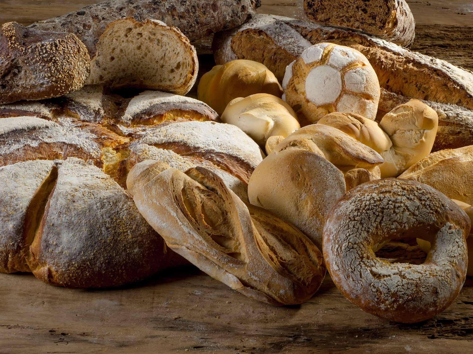 sacchetto pane forno artigiano moretti
