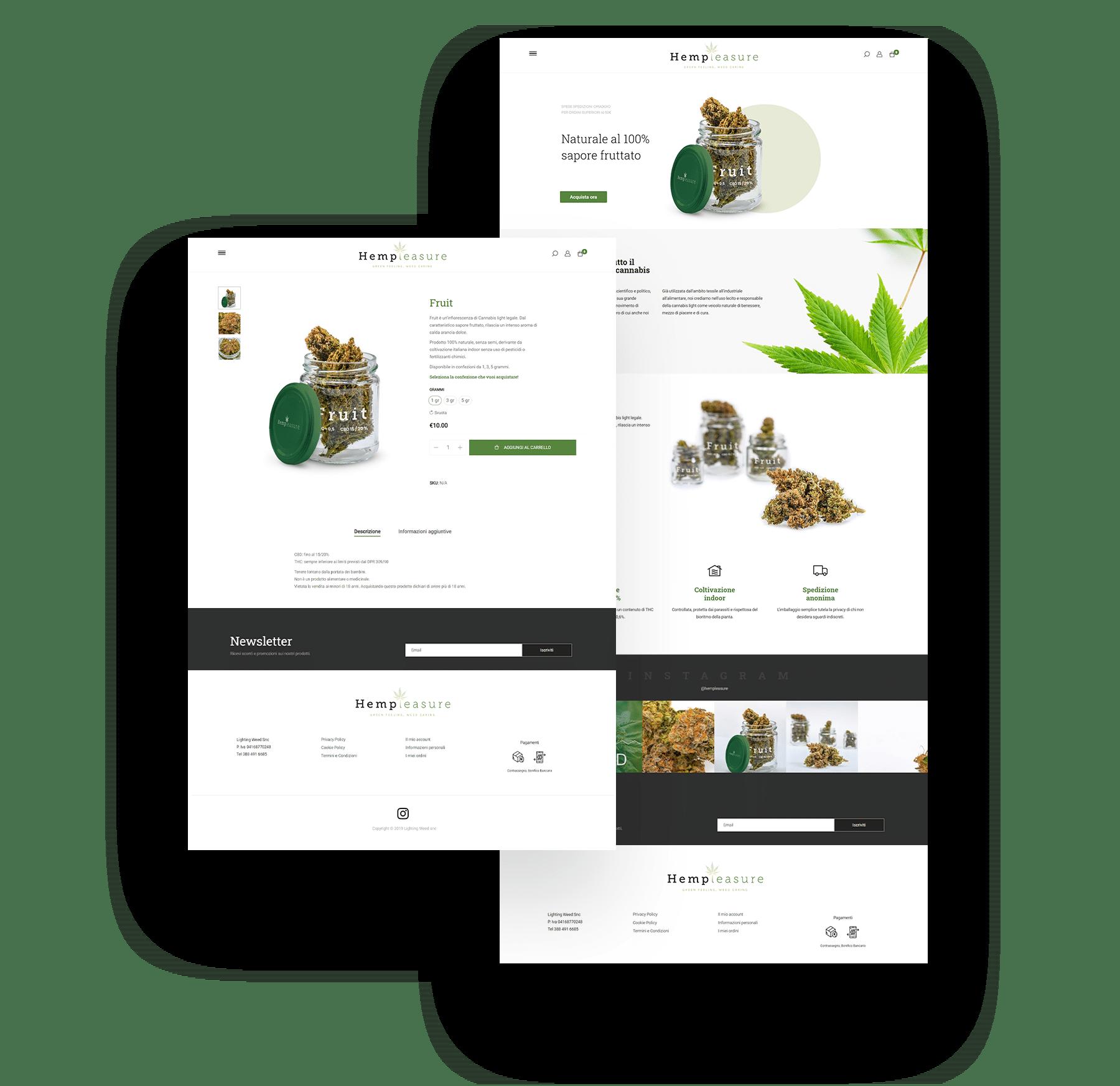 sito web hempleasure