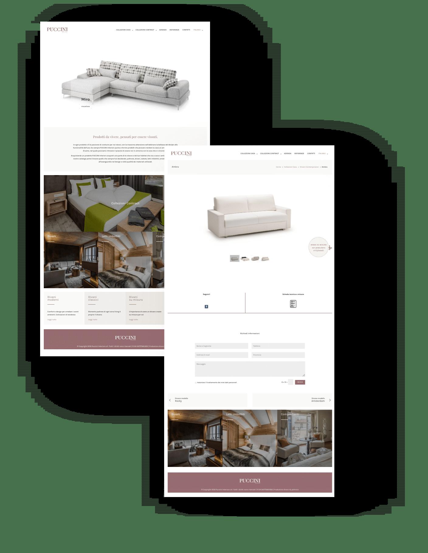 sito web puccini interiors