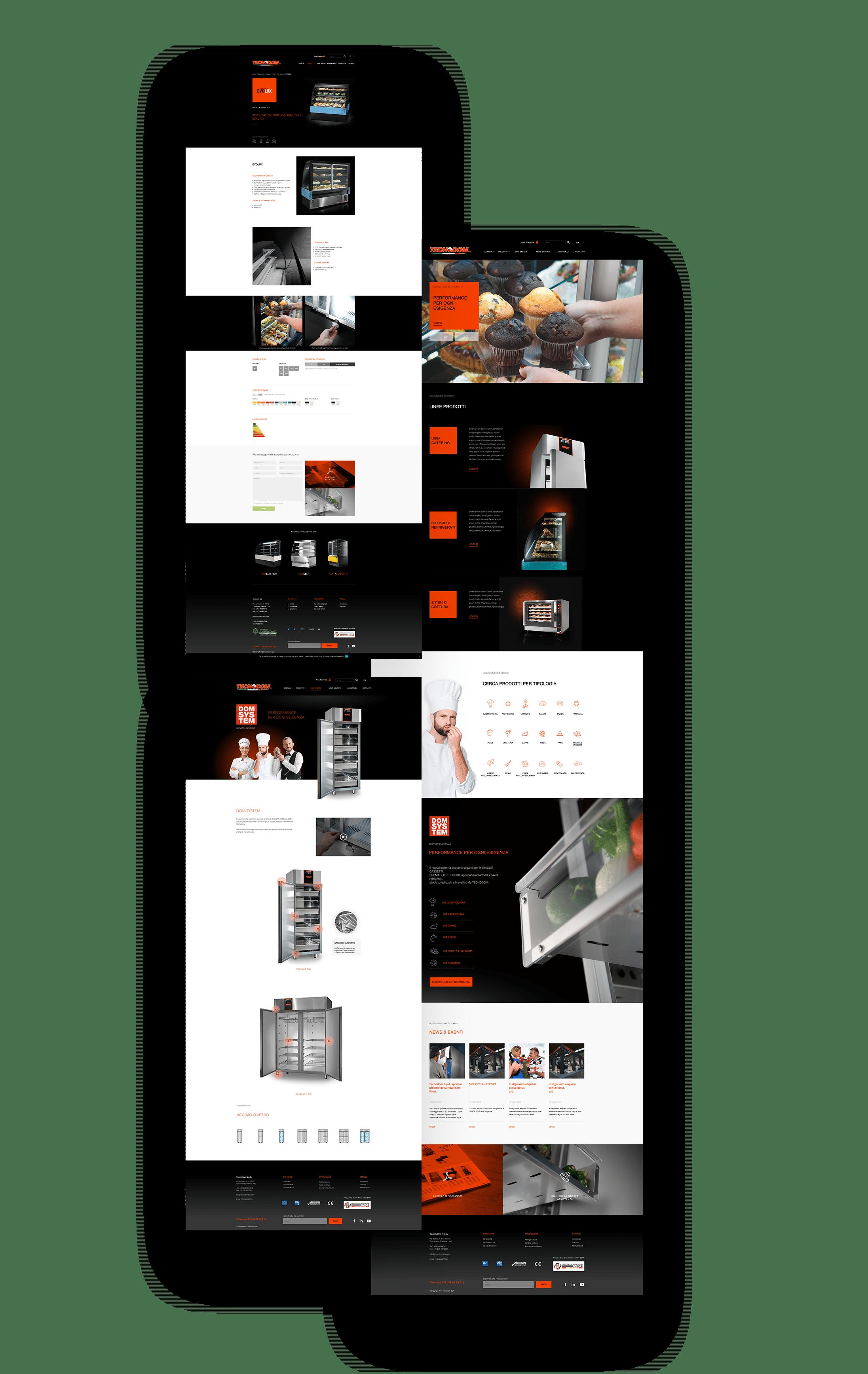 sito web tecnodom