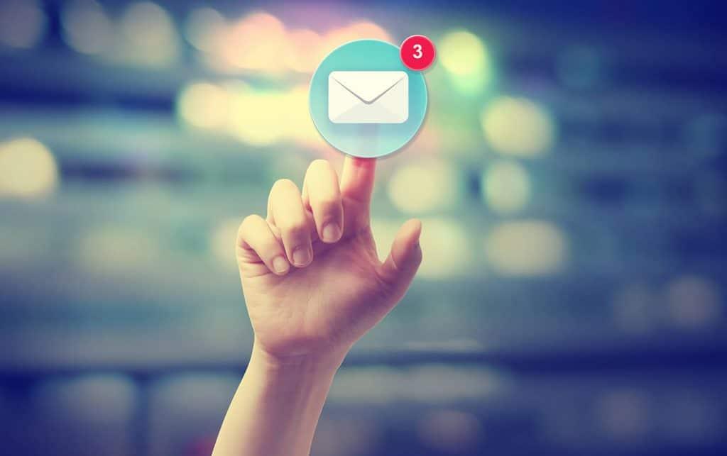 inizia dalle email per la visibilità aziendale