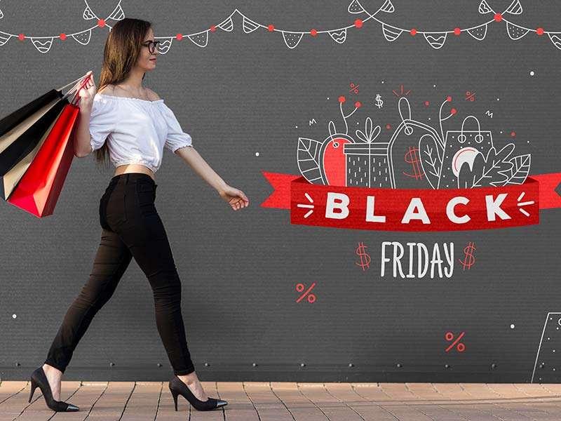 Black Friday e Cyber Monday Shopping